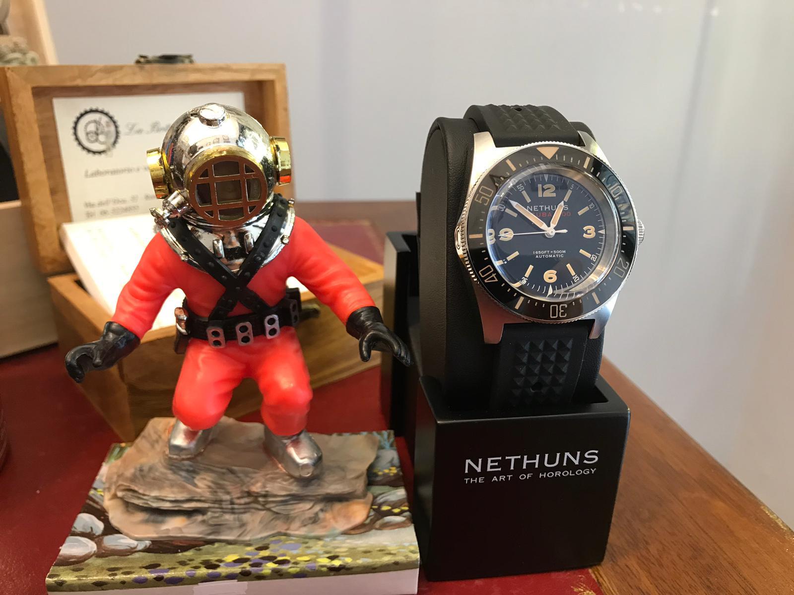Orologi Nethuns