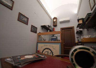 laboratorio vista interna via dell'oca 32