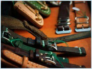 cinturini vintage con cornice