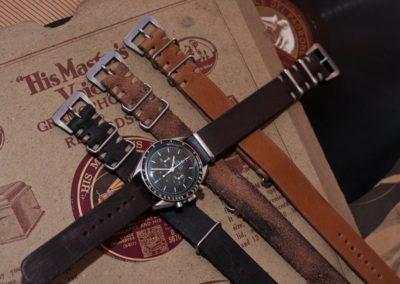 cinturini nato vintage la bottega del tempo