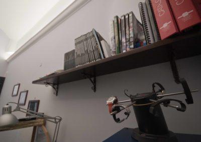 laboratorio la bottega del tempo gli strumenti