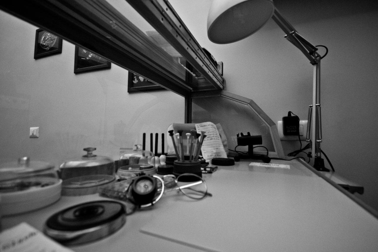 laboratorio il piano di lavoro