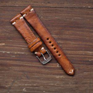 Cinturino artigianale 2 pezzi marrone