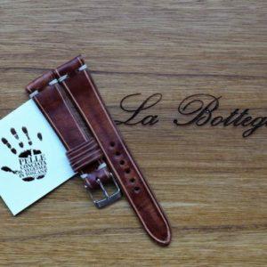 cinturino-artigianale-marrone-ruggine-bordato-2pezzi-2travetti