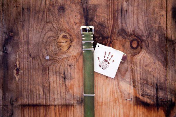 cinturino nato verde smeraldo