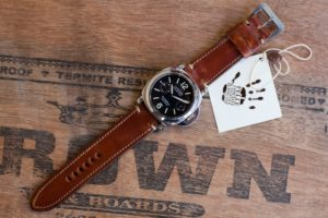 cinturino-panerai-artigianale-ruggine-orologio
