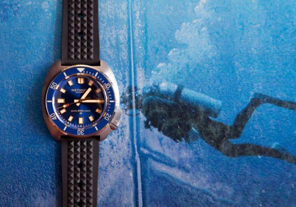 Nethuns Aqua steel AS 304-cover